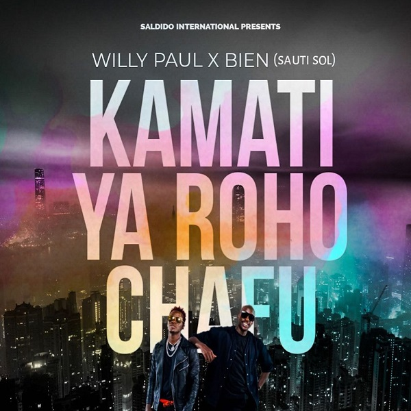 Willy Paul Kamati Ya Roho Chafu Lyrics